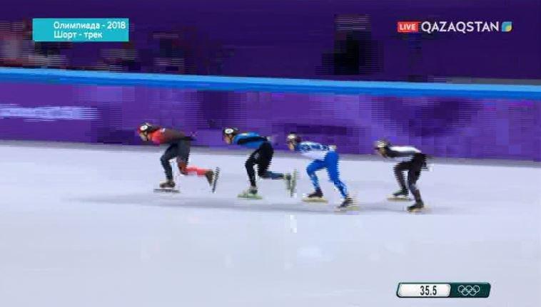 Қазақстандық шорт-трекшілер 5000 м эстафетада медаль ала алмады