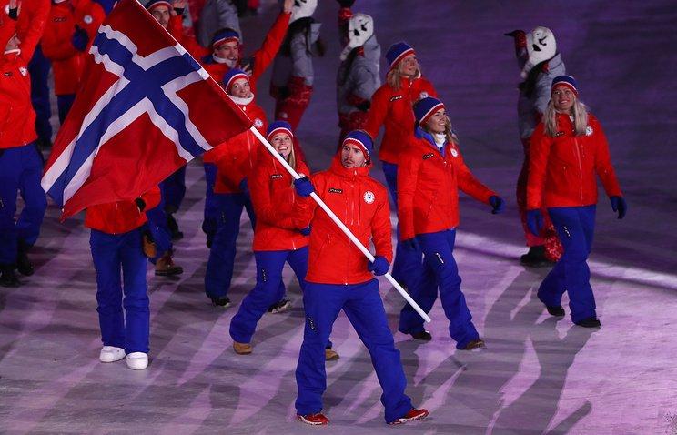 Норвегиялықтар Қысқы Олимпиада ойындарында жаңа рекорд орнатты